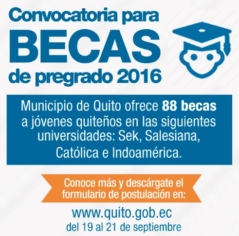 convocatoria-para-becas-de-pregrado-del-municipio-de-quito-2016