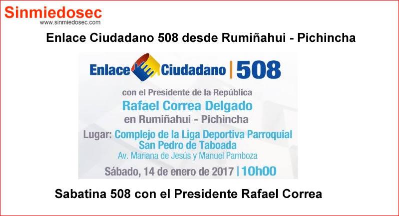 ENLACE CIUDADANO 508